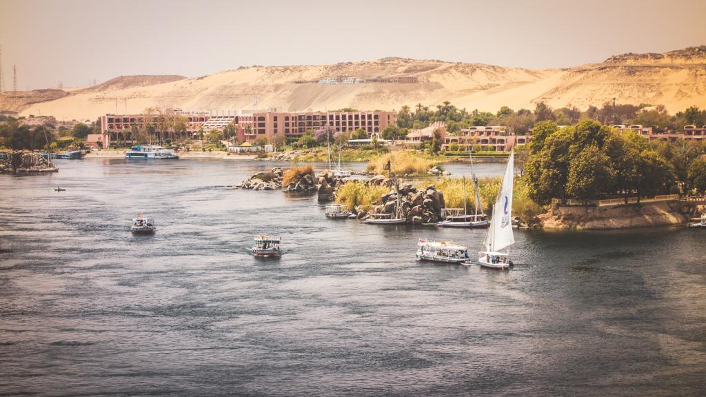 Ägypten 2019